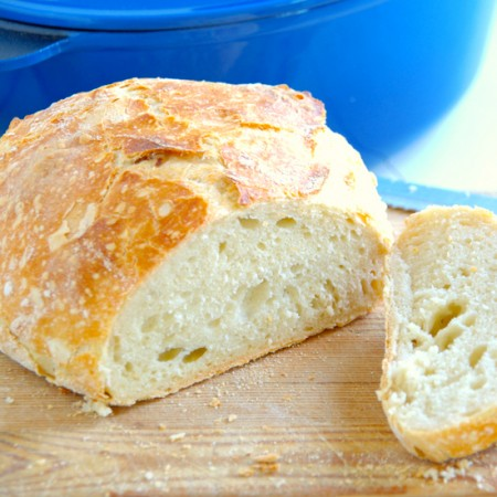 The FAMOUS No-Knead Bread