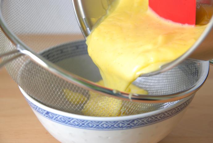 Homemade Pastry Cream