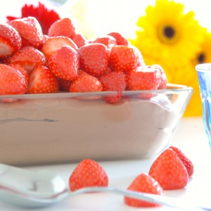 Chocolate Mousse Featured
