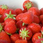 My Mom's Birthday: Strawberry and Vanilla Tart