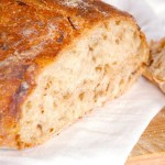 No-Knead Onion Bread