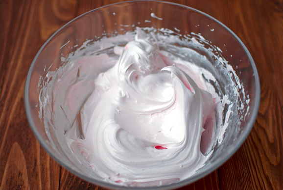 Candy Cane Frosting