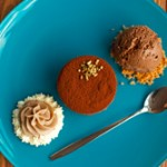 Chocolate Chestnut Tasting Plate