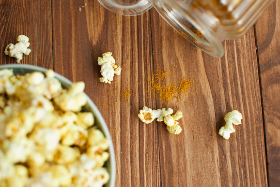 Caramel-Masala Popcorn And Pistachios From 'Salty Snacks' Recipes ...