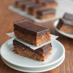 Healthy Candy Bars with Almond and Coconut