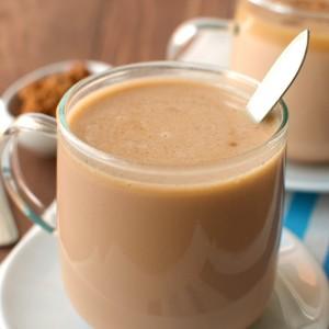 Caramelized White Hot Chocolate