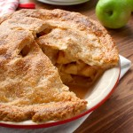 Classic Apple Pie, American Style, First (Failed) Try