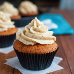 Brown Butter Cupcakes with Brown Butter Buttercream