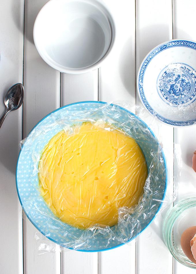 The Tough Cookie | How to Make German Buttercream | thetoughcookie.com