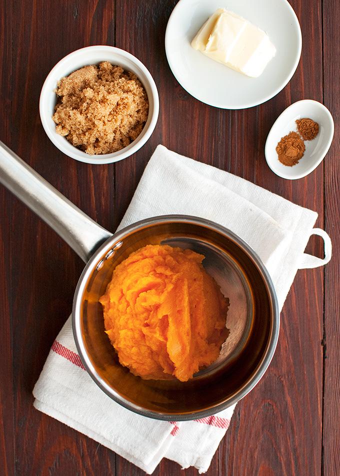 The Tough Cookie | Spicy Pumpkin Buttercream | thetoughcookie.com