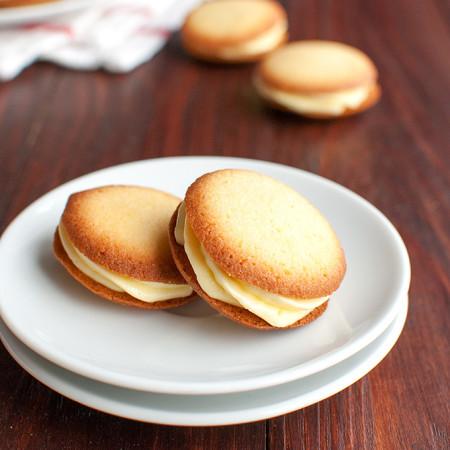 Easy Buttercream-Filled Sandwich Cookies