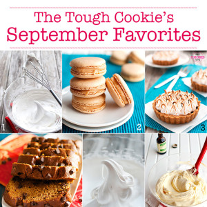 These are my favorite September posts on The Tough Cookie so far!