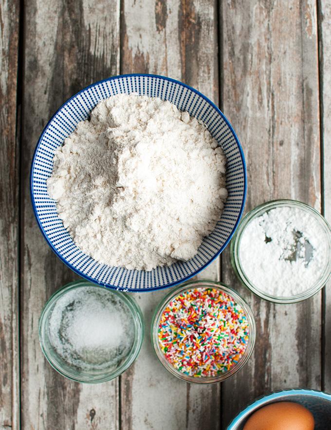Momofuku Birthday Cake - This post focuses on the cake layers of the Momofuku Birthday Cake. I adjusted the original recipe t make a bigger cake!   thetoughcookie.com