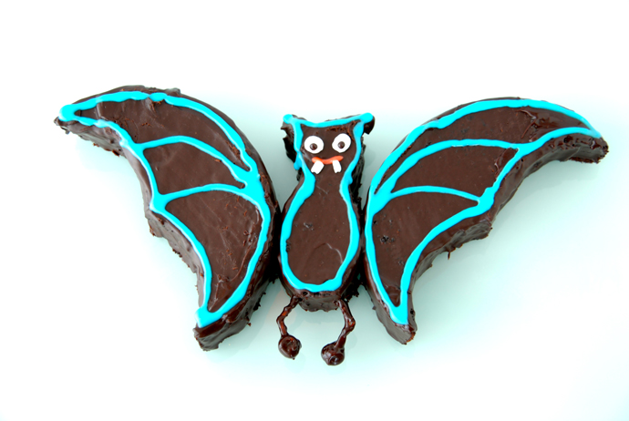 Chocolate Bat Cake