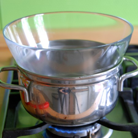 Basics and Tips: Faking a Double Boiler