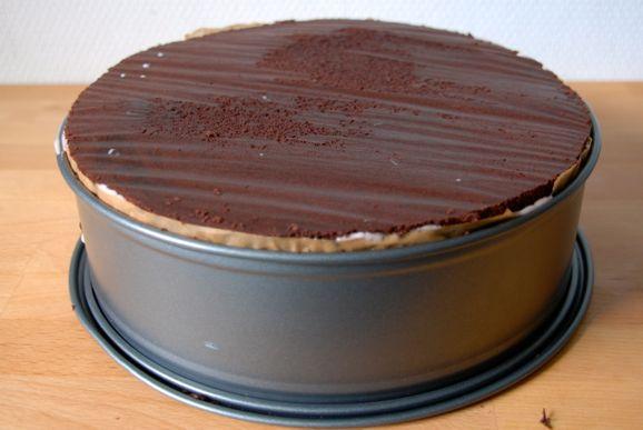 Raspberry-Chocolate Torte