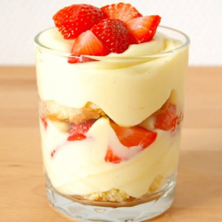 Mini Drambuie Trifles