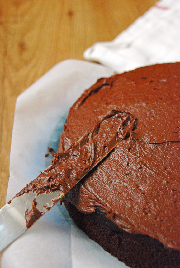 Chocolate-Beet-Cake-Frosting
