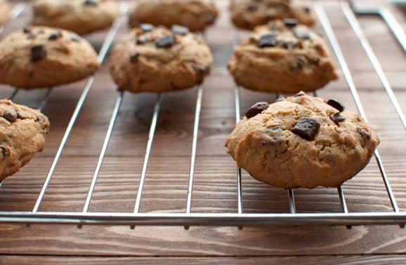 The Tough Cookie | Dulce de Leche Cookies | thetoughcookie.com