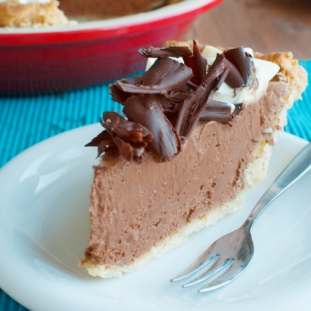 The Perfect Pie Crust: French Silk Pie
