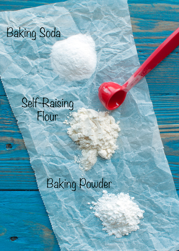 Homemade Self-Raising Flour
