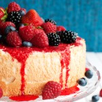 Angel Food Cake Featured