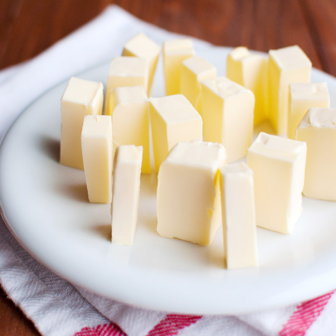 How To Make Buttercream Using The Cubed Butter Method