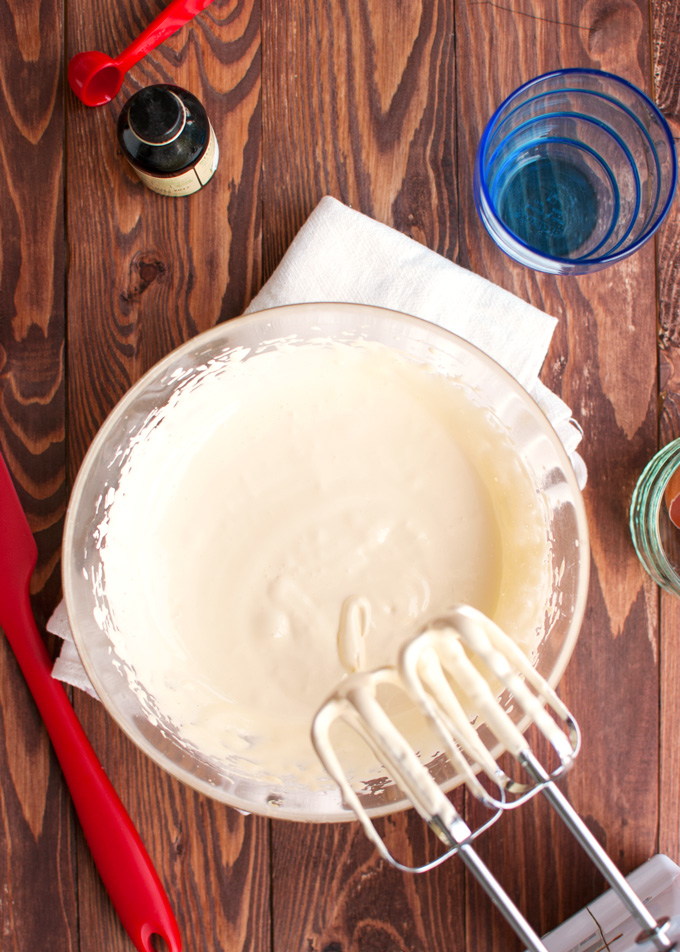The Tough Cookie | How to Make French Buttercream | thetoughcookie.com