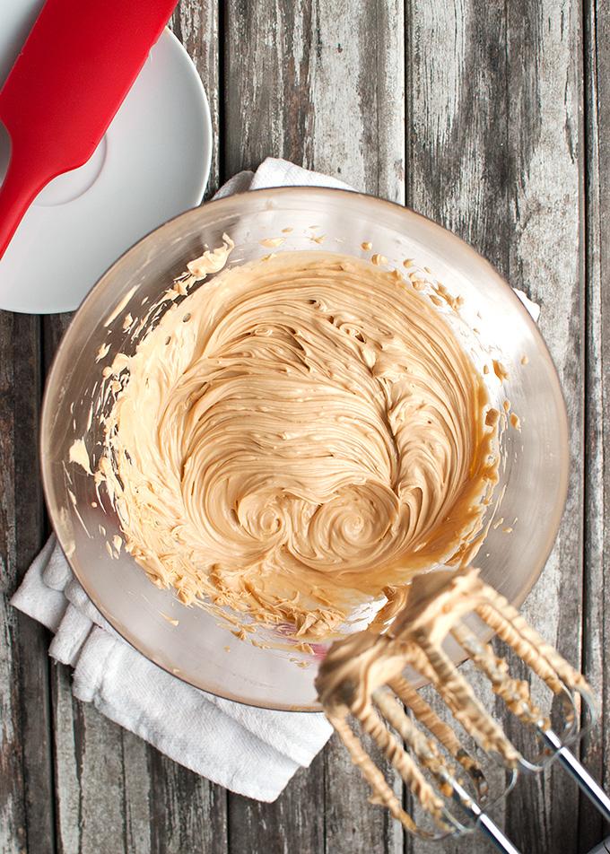 The Tough Cookie   German Caramel Buttercream   thetoughcookie.com