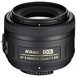 Nikon 35mm f/1.8 Lens