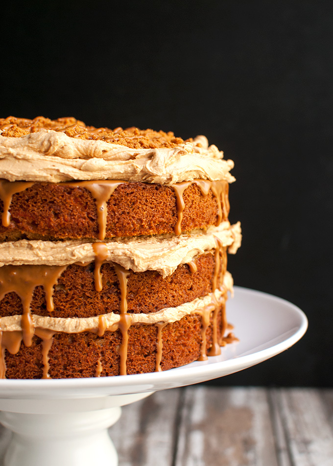 Carrot Cake Recipe With Butter Not Oil