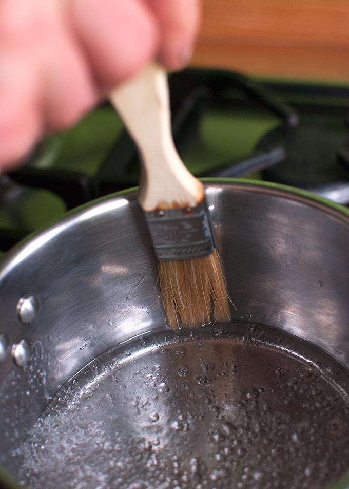 The Tough Cookie | How to Make a Wet Caramel - Step by Step (aka: the Easy Way to Make Caramel)| thetoughcookie.com