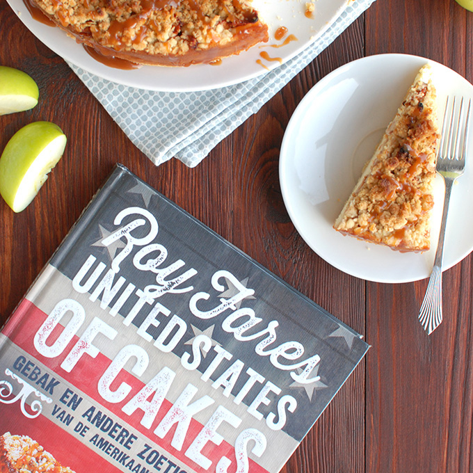 roy fares recept united states of cakes