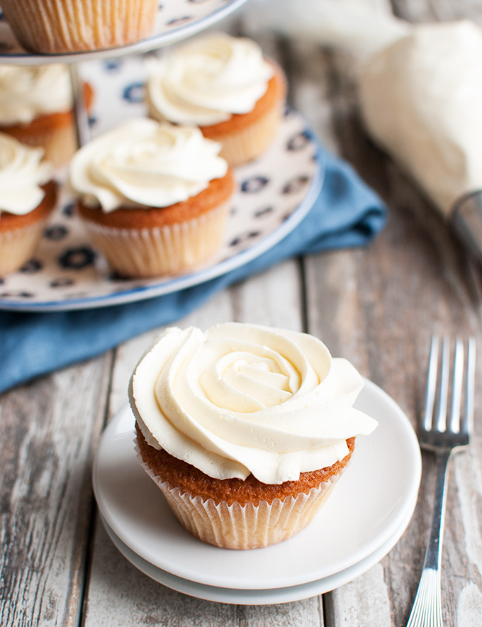 How to make delicious buttercream icing less sweet